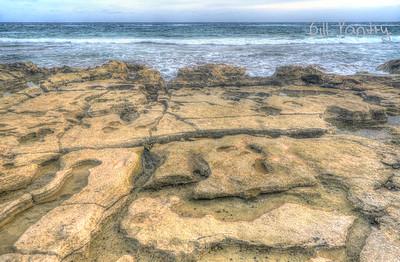 Devonshire Bay Park to Ariel Sands, along the shore. Devonshire, Bermuda