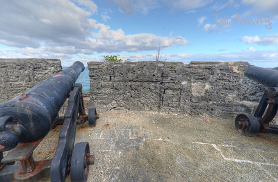 Gates Fort, St Georges, Bermuda
