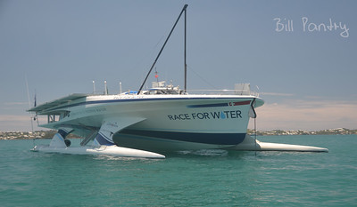 Foundation to Preserve Water fund raising yacht