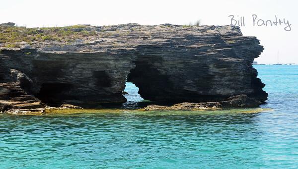 Island off Spanish Point Park, Pembroke, Bermuda