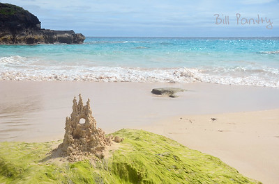 Sand Castle, South Shore Park, Southampton, Bermuda