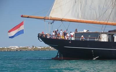 Wylde Swan, The Great Sound, Bermuda