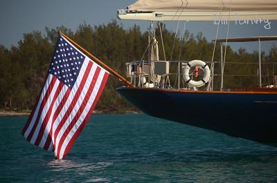 Rebecca, The Great Sound, Bermuda