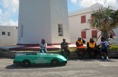 Good Friday Races, St. David's, St. George's, Bermuda