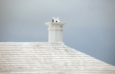Hamilton Parish roofline.