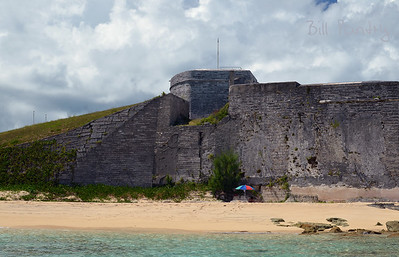 Fort St. Catherine, St Georges, Bermuda