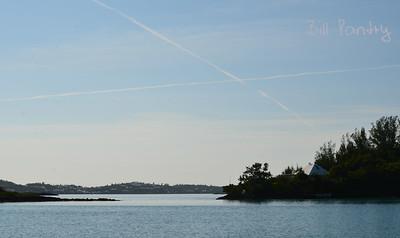 Delta and Gamma Islands, Paradise Lakes, Warwick, Bermuda