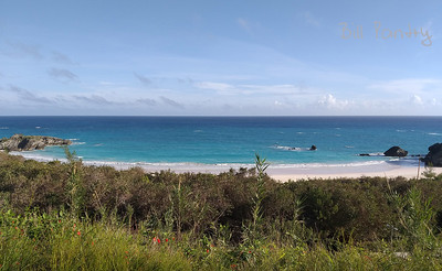 Horseshoe Bay in Winter, Southampton, Bermuda