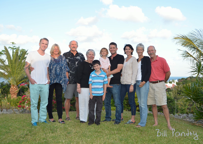 Family gathering, May 2014