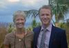 Cathie & Robert