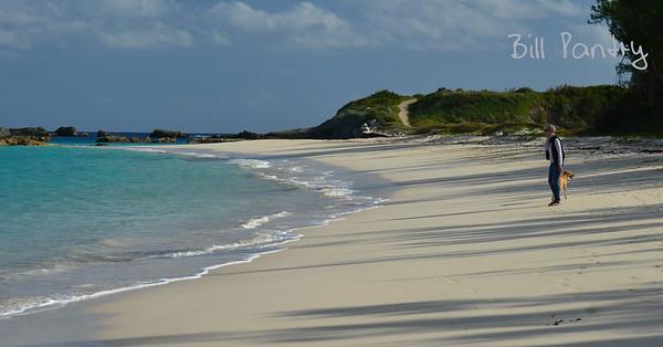 Cathie & Ochie, Cooper's Island Nature Reserve, St. David's Island, St. George's, Bermuda
