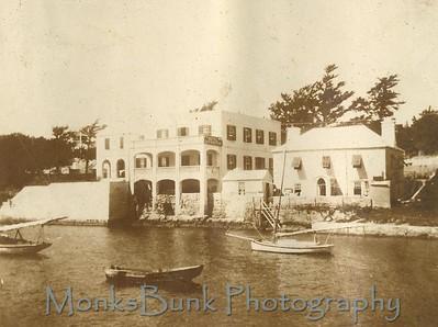 Hotel Bayswater, 1920