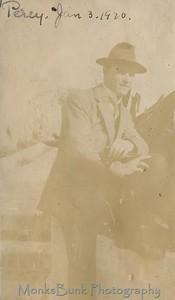 Percy, 1920