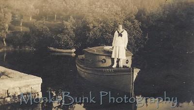 St Davids Island, 1917