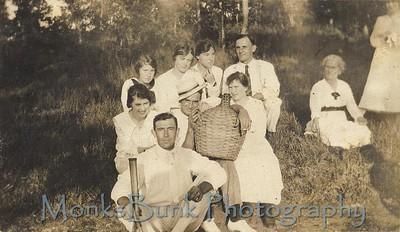 at St Davids, 1918