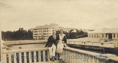 Juliette & Earle, Hotel Bayswater, 1920