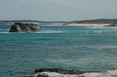Bahamas, Long Island, Whelk Cay