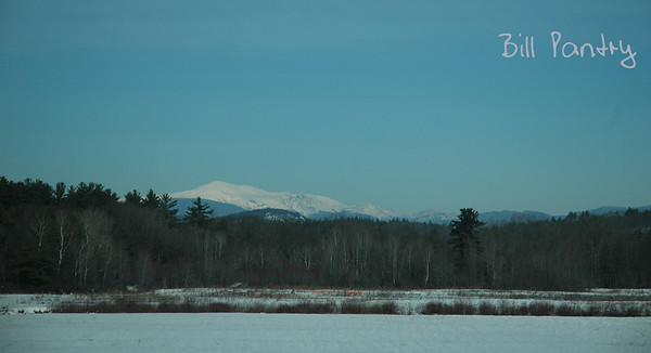 New Hampshire, White mtns