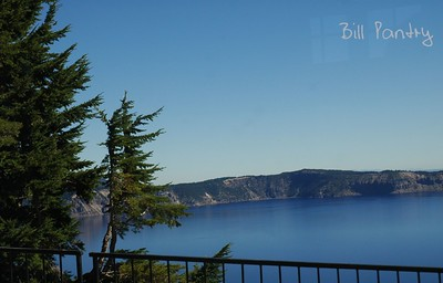 from The Lodge at Crater Lake National Park, Oregon