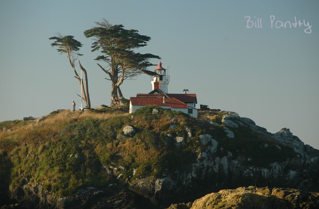 Battery Point, Crescent City, California
