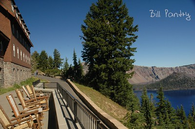 The Lodge at Crater Lake National Park, Oregon