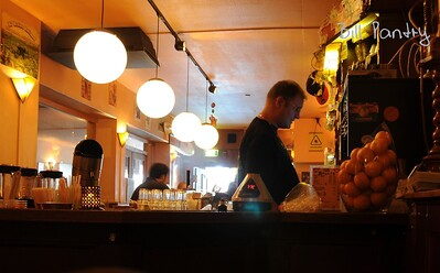 Rookies Coffeeshop, Amsterdam