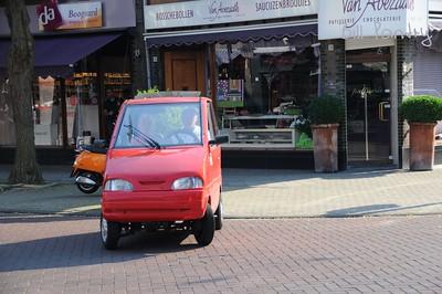 minicar, Amsterdam