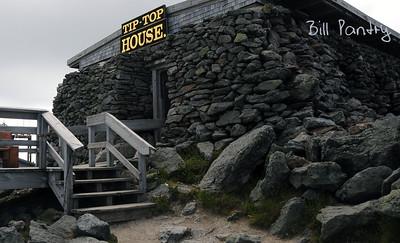 Summit, Mt Washington, New Hampshire