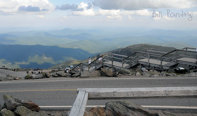 Summit, Mt Washington, New Hampshire