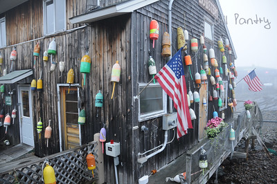 Bar Harbor, Maine, bouy