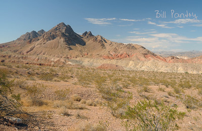 Lake Mead National Recreation Area, Northshore Road, Nevada