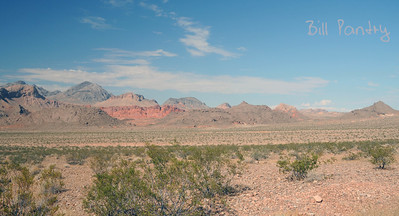 Bowl of Fire. Muddy Mtns. Lake Mead National Recreation Area, Northshore Road, Nevada