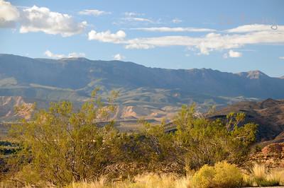 Hwy 9, East of La Verkin, Utah
