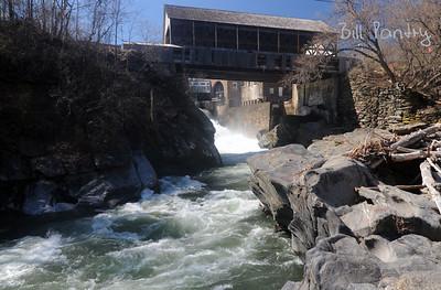 Quechee Falls, Quechee, Vermont