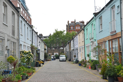 Cranley Mews, Kensington, London, England