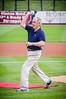 (8.17.2014- Davenport, Iowa) - The Quad City River Bandits v.  Burlington Bees. Burlington won 5-4. Senator Tom Harkin throwing out the first pitch on Tom Harkin bobblehead day.