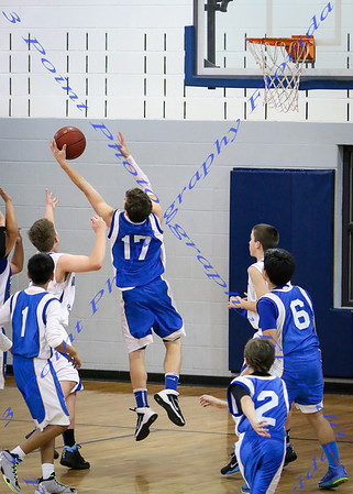 Nativity vs. St. Paul BBall - March 2014