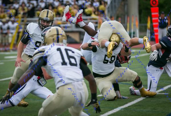 LBHS V vs. Bishop Moore - Sept 1, 2017
