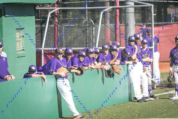 V Boone Baseball vs Winter Springs - Feb 19, 2018
