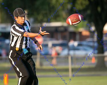 Trinity Prep Varsity FB vs Citrus HS - Sept 6, 2019