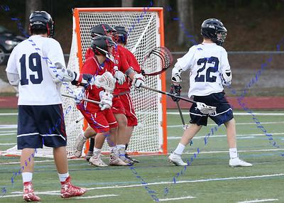 LBHS JV Lacrosse vs Lake Highland - Feb 2016