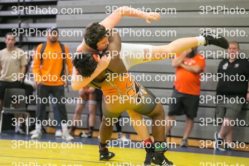 Seminole Wrestling