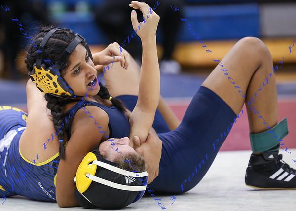 LB Girls vs Lyman & University - Dec 7, 2016