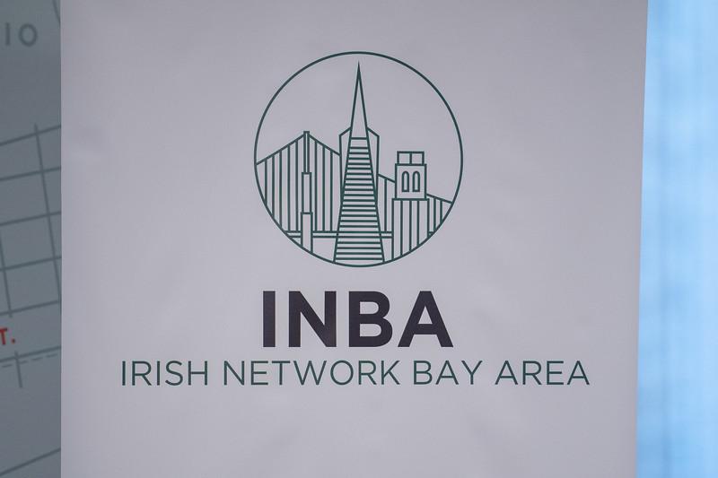 Irish Network Bay Area - Speaker Series