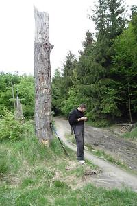 Hiking and Geocaching
