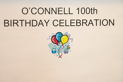 O'Connell 100Bday Party