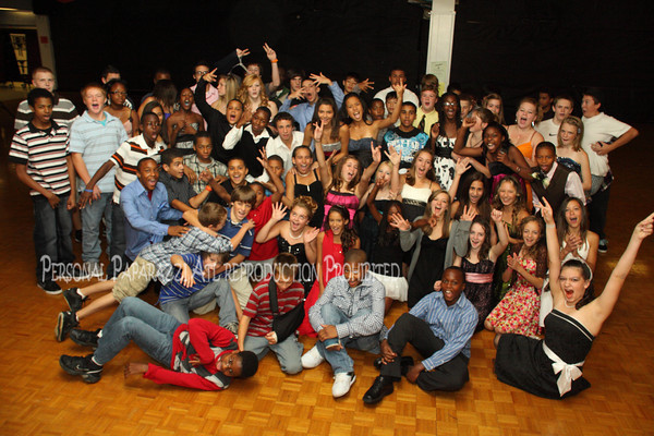 Sprayberry Jr Jacket Home Coming Dance October 02, 2010