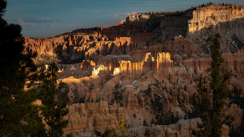 Last Light on the Hoodoos