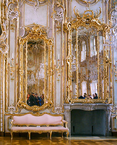 We caught the re-opening of the Schaezlerpalais after its restoration | Augsburg, Bayern, Deutschland