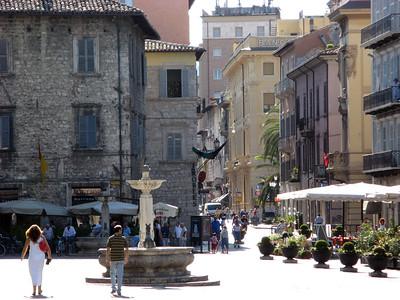 Piazza del Popolo | Ascoli Piceno, Italy